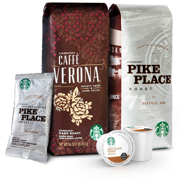 Starbucks coffee supplier