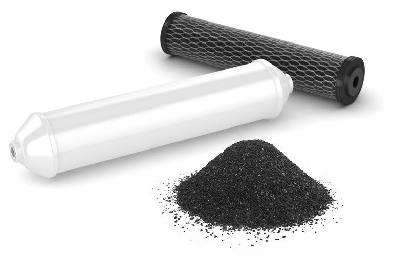 What is activated carbon filtration